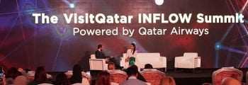 The VistQatar INFLOW Summit Powered by Qatar Airways'19