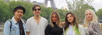 INFLOW Xclusive Meet-Up in Paris.