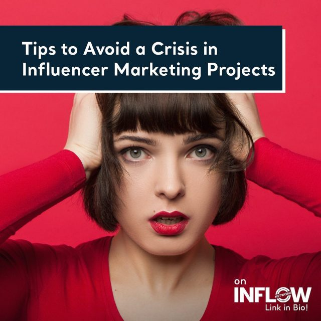 Don't let your hard work go to waste! Visit the link in our bio for 4 brand-saving tips. #INFLOWNetwork #influencermarketing #marketingfail